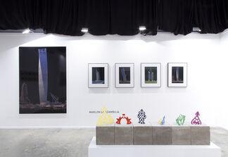 Sabrina Amrani at Art Dubai 2014, installation view