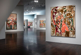 Women of Abstract Expressionism, installation view
