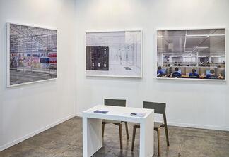 GREGORY ALLEN at ZⓈONAMACO FOTO 2017, installation view