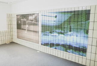 Ø 1985 - 6 international artists with the Ø-year of birth 1985, installation view
