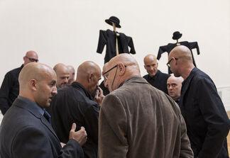 """Gianni Motti: """"Spread"""" at Palais de l'Athénée, Société des Arts Genève, installation view"""