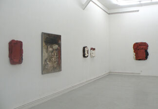 On the Roof in Paris, installation view