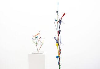 Galerie Eva Meyer at artmonte-carlo 2017, installation view