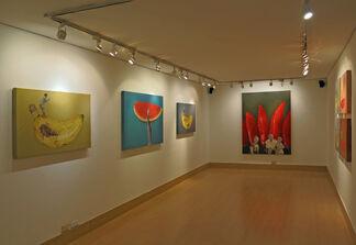 Memories as Metaphors. Works by Juan Carlos Rivero-Cintra, installation view
