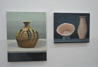 Cerámica Pintada, installation view