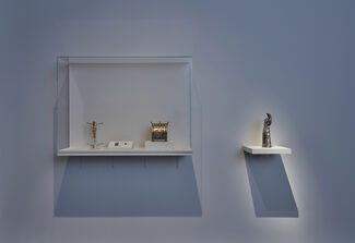 Of Earth and Heaven: Art from the Middle Ages, installation view