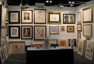 Fine Art Acquisitions at Artexpo   New York 2009, installation view