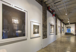 Eyes & Lines, installation view
