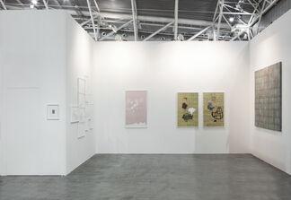 Sabrina Amrani at Artissima 2014, installation view