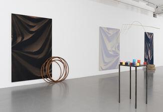 Ulla von Brandenburg: Objects Without Shadow, installation view