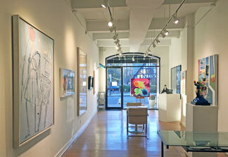 LOCAL/GLOBAL: A Group Exhibition, installation view