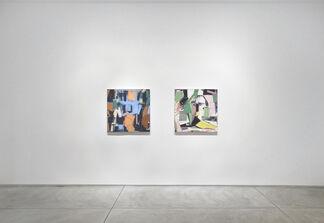 Gilad Efrat: Resurface, installation view