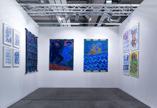 ARTPOWHER Contemporary at VOLTA Basel 2021, installation view