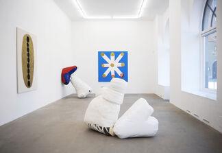 Olof Inger, installation view
