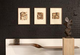 Zigor: Le Silence des Formes, installation view