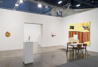 Stuart Shave Modern Art at Art Basel in Miami Beach 2014, installation view