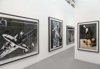 Galerie Rüdiger Schöttle at Frieze London 2017, installation view