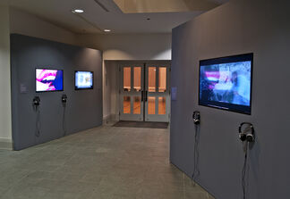 The ROCI Road to Peace: Experiments in the Unfamiliar, installation view