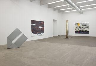 I Beam U Channel, installation view