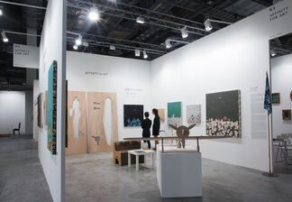 Affinity for ART at Art Stage Singapore 2016, installation view