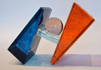 Transparencies by Janine Altman, installation view