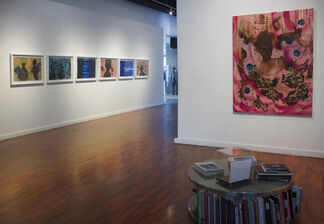 Fireworks and other stories, installation view