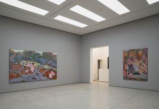 Michael Armitage: Strange Fruit, installation view