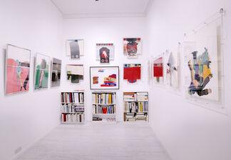 Allen Jones: Thrill Me   Prints from 1959-2007, installation view