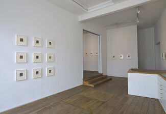 Frank Walter, installation view