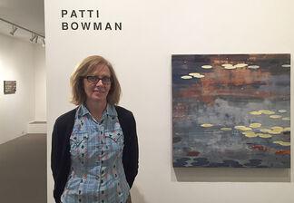 Patti Bowman, installation view