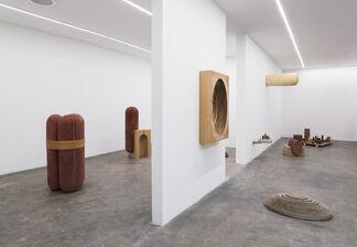Piedras Vivas, installation view