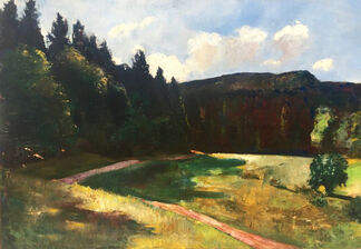 Summer at Anderson: Nineteenth Century and Impressionist Paintings, installation view