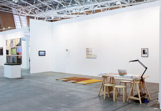Vera Cortês at Artissima 2014, installation view
