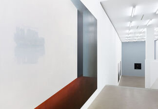 Tim Eitel: Nebel und Sonne, installation view