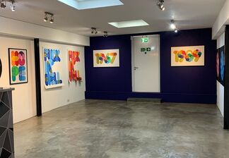'Hope', Dave Towers debut solo show., installation view