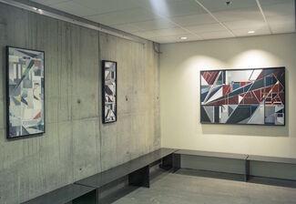 Mechanics of Space, installation view