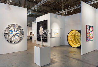 Paul Kasmin Gallery at EXPO CHICAGO 2016, installation view