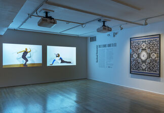Rashaad Newsome: THIS IS WHAT I WANT TO SEE, installation view