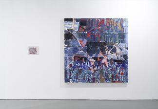 Pam Glick at White Columns, NY, installation view