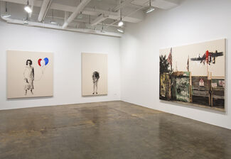 Marc Séguin: My Century (An Illustrated Guide for Aliens), installation view