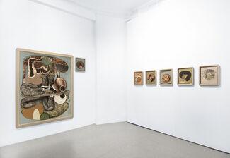 ALEX FEUERSTEIN - ins blaue, installation view