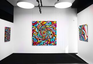 WARP DRIVE by Spencer MAR Guilburt, installation view