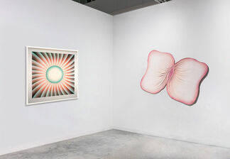 Judy Chicago: Mother Earth + Cohanim, installation view