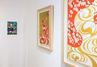 Nihonga, installation view