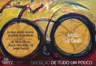 De Tudo um Pouco by Luiz Cavalli, installation view