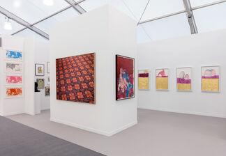 David Nolan Gallery at Frieze New York 2019, installation view