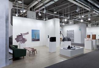 Sies + Höke at Art Basel 2014, installation view