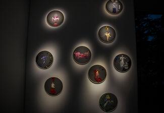 SUPERHUMANS, installation view