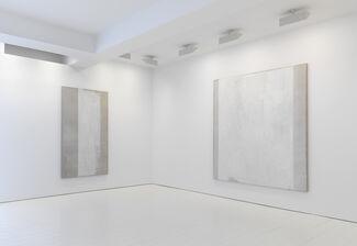 John Zurier, installation view