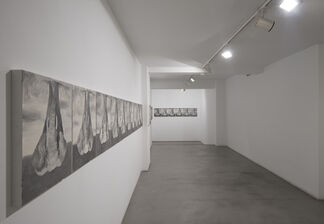 The Elephant (an intermission), installation view